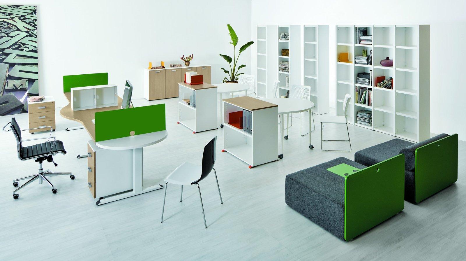 Rama office andria arredamento networking e noleggio for Arredamento office